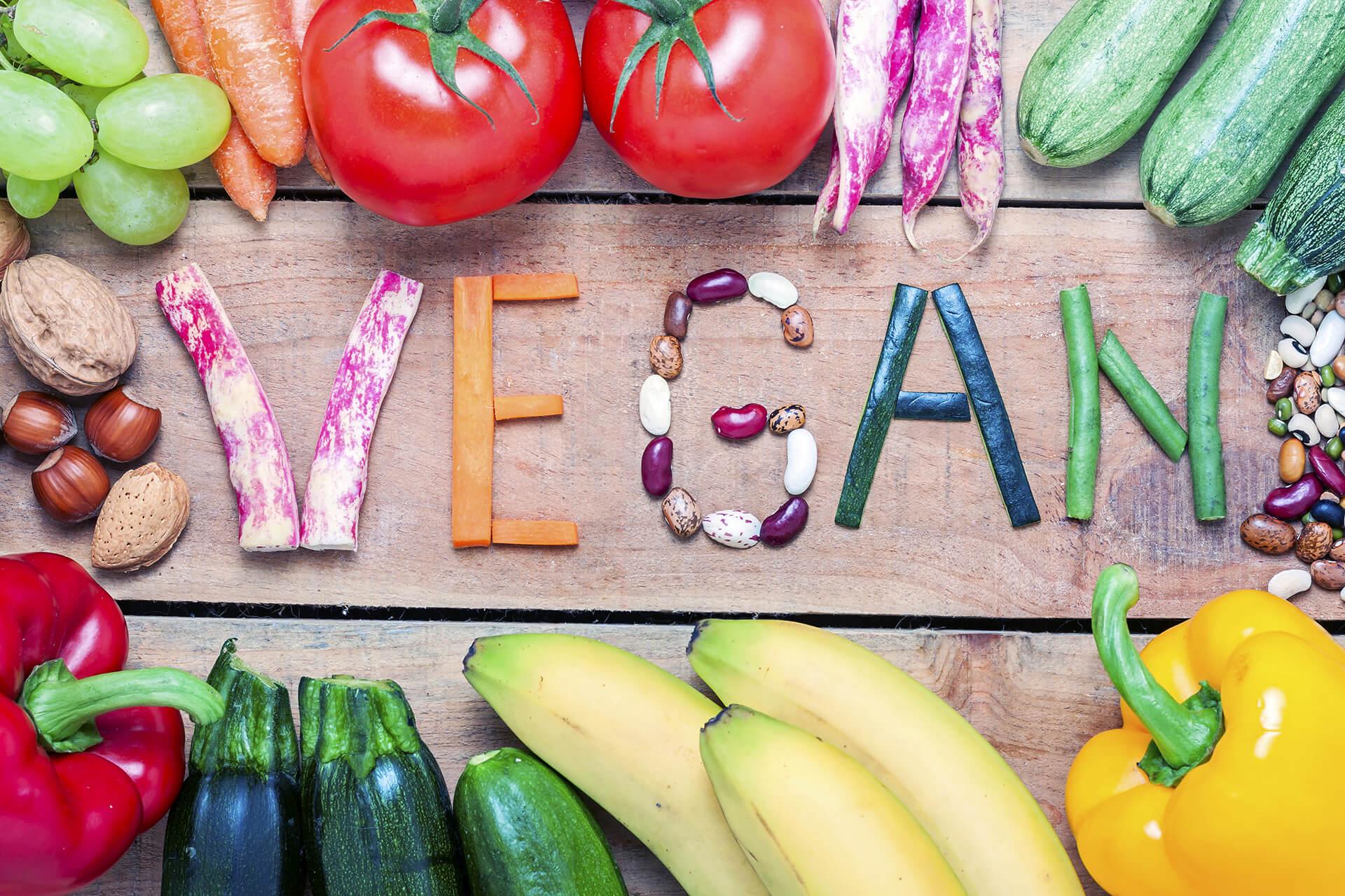 4 Gründe für die vegane Ernährung